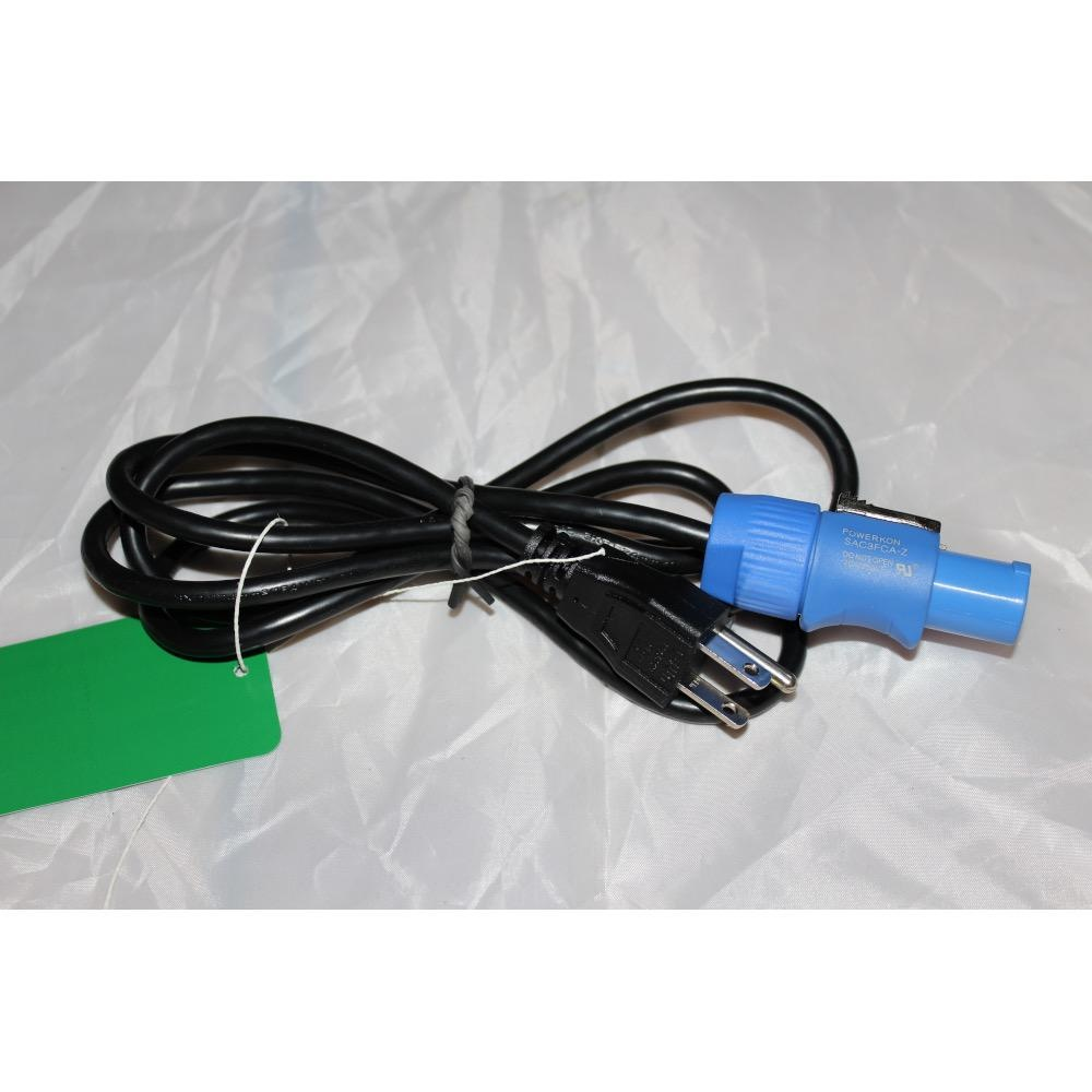 5', 18 awg, AC power cable.