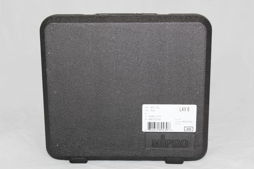 MIPRO MIPRO Plastic carrying case for Mipro ACT-7Ta