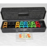 MIPRO Mipro RH-77M Multi-colored rings for Mipro ACT-5H, 7H, and<br /> 707HM wireless microphones