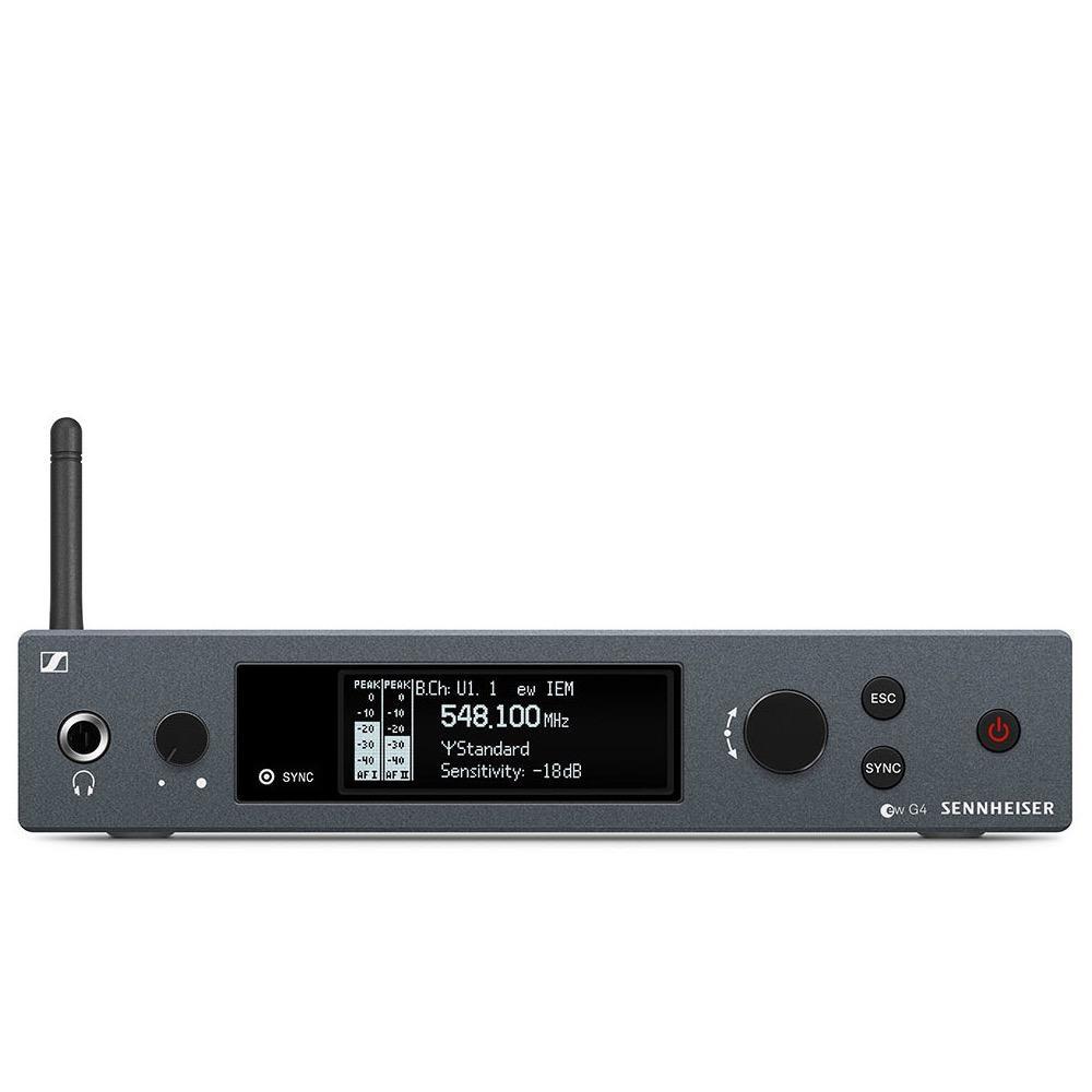 Sennheiser Sennheiser ew IEM G4-TWIN-A1 Wireless stereo monitoring twin set.