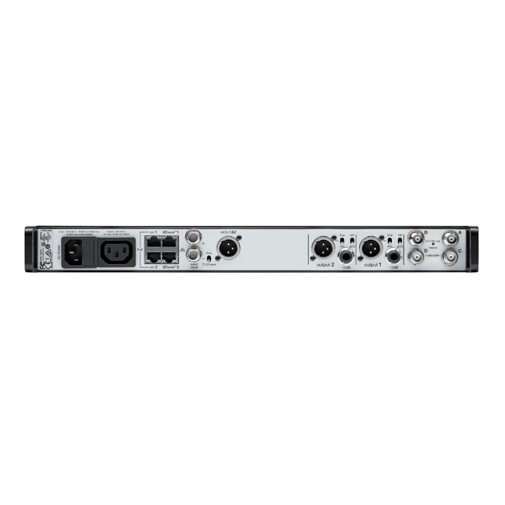 Shure Shure AD4DUS=-B Dual-channel receiver