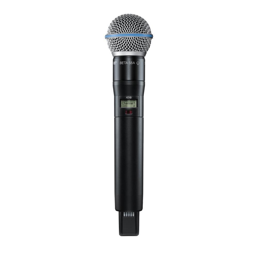 Shure Shure ADX2/B58=-G57 Handheld Microphone