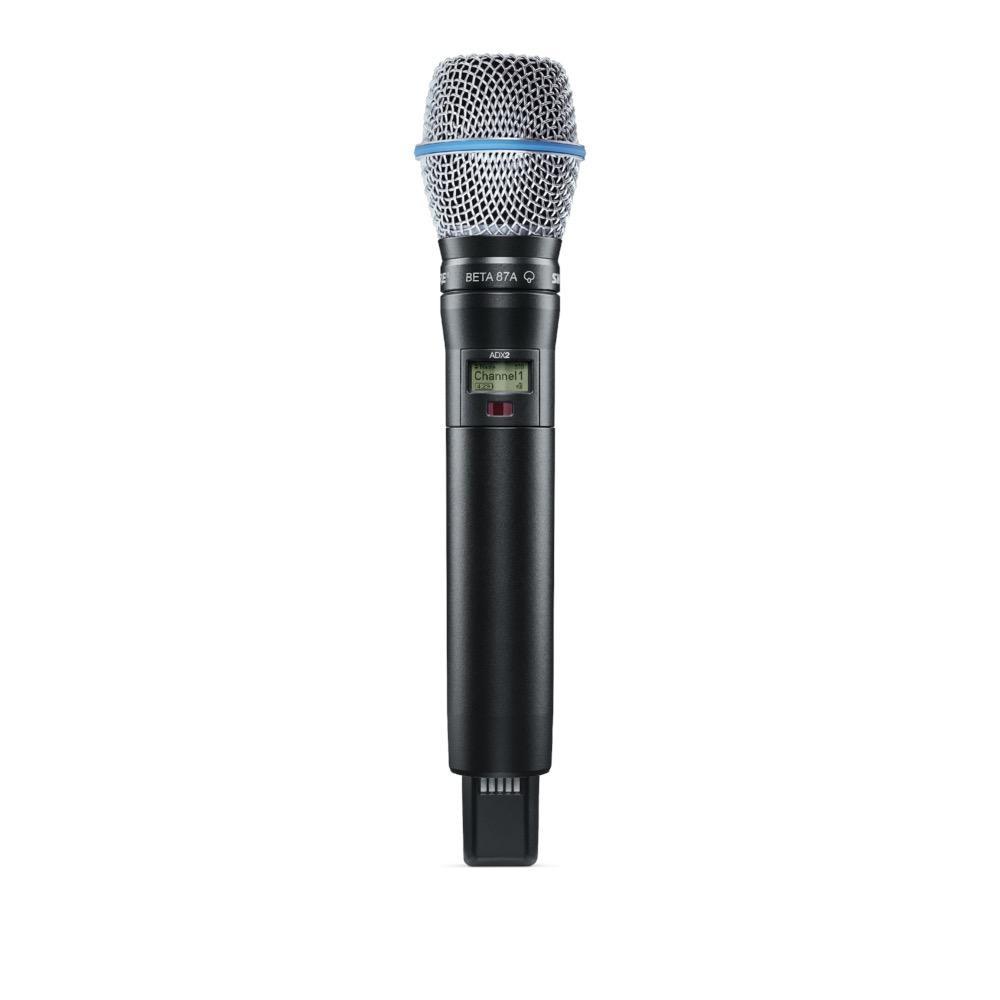 Shure Shure ADX2/B87A=-K54 Handheld Microphone