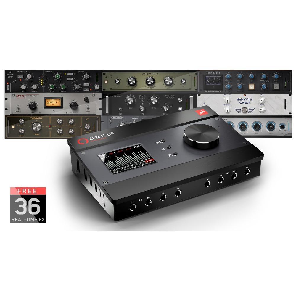 Antelope Audio Antelope Audio Zen Tour Synergy core
