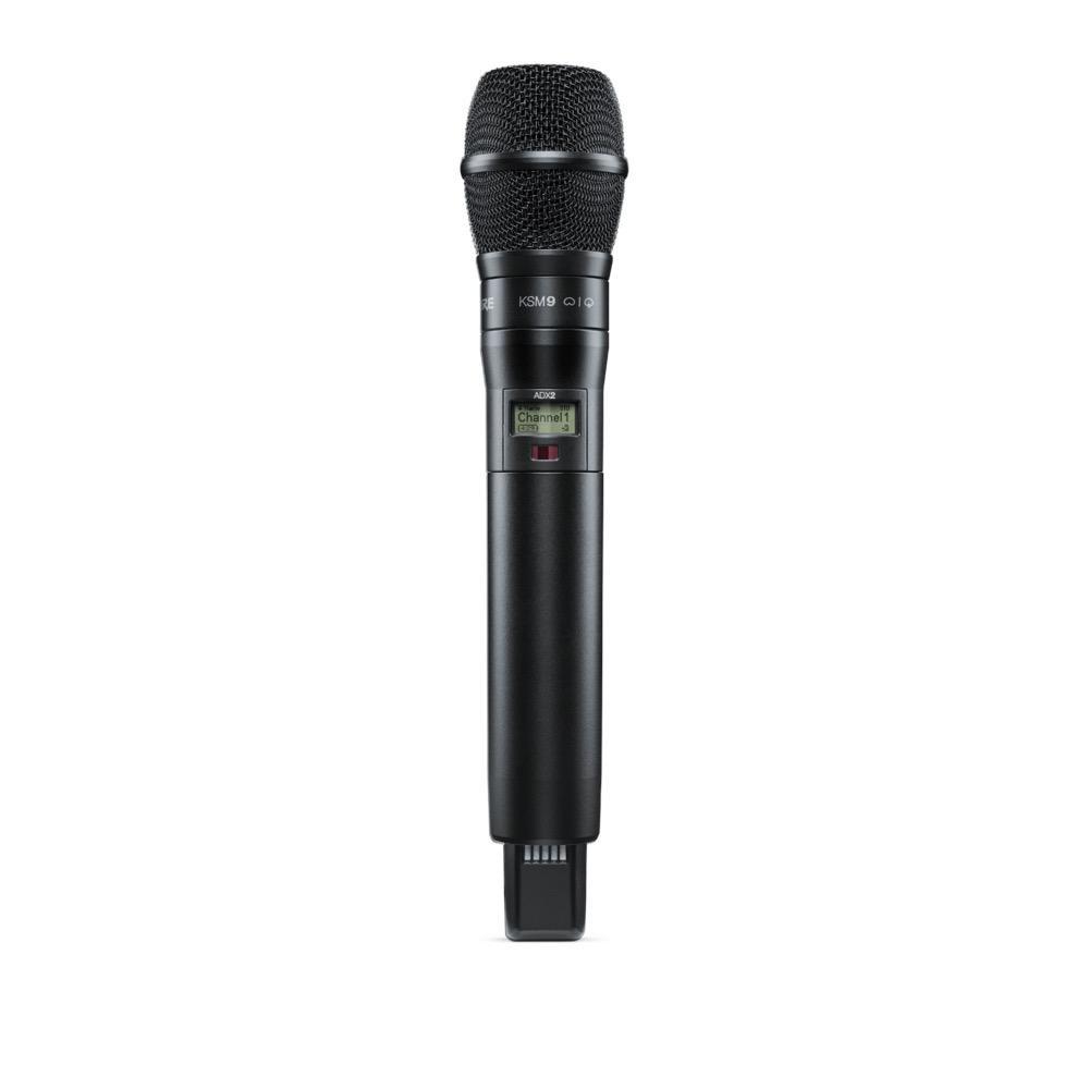 Shure Shure ADX2/K9B=-K54 Handheld Microphone Transmitter