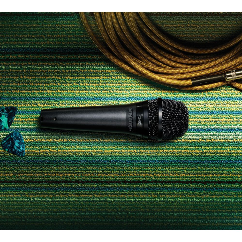 Shure Shure PGA57-LC Cardioid Dynamic Instrument Microphone