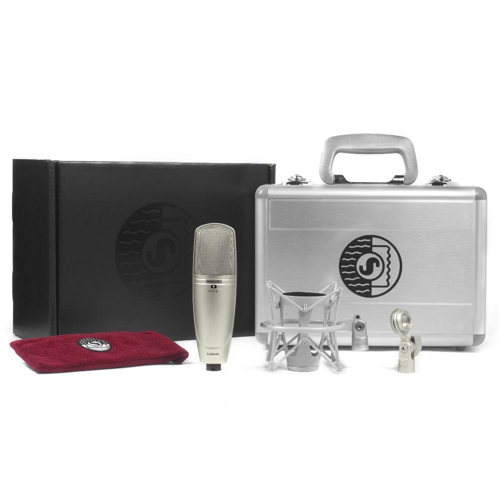 Shure Shure KSM44A Multi-Pattern Dual-Diaphragm Microphone