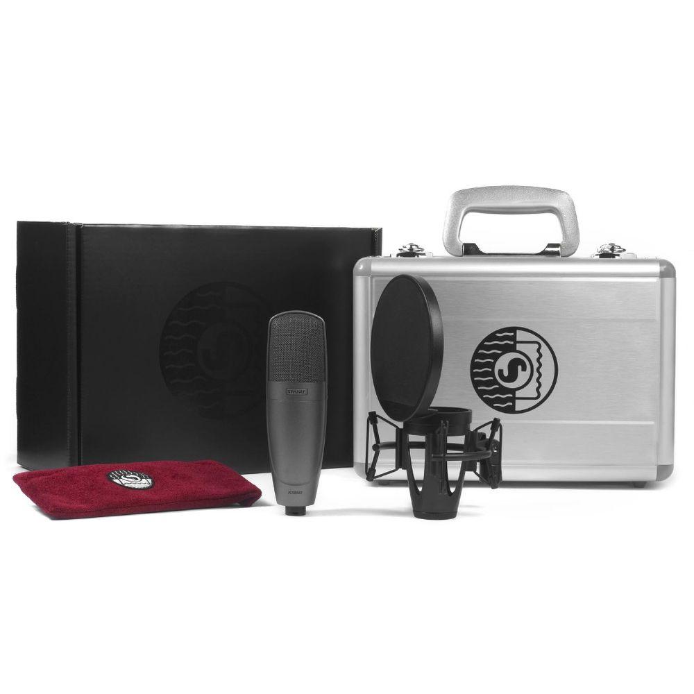Shure Shure KSM42/SG Large Dual-Diaphragm Vocal Microphone