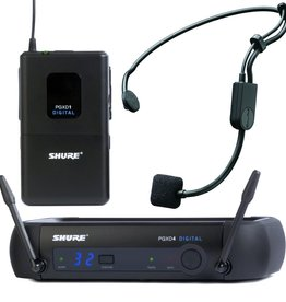 Shure Shure PGXD14/PGA31 Headworn Wireless System