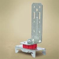 Sound Isolation Company Resilmount Clip A96R