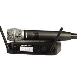 Shure Shure GLXD24/SM86 Handheld Wireless System