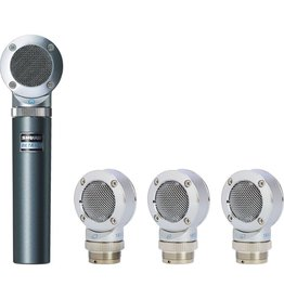 Shure Shure Beta 181/KIT Ultra-Compact Side-Address Microphone Kit