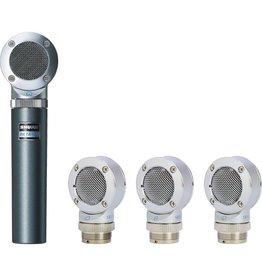 Shure Shure Beta 181/KIT Ultra-Compact Side-Address Microphone Kit