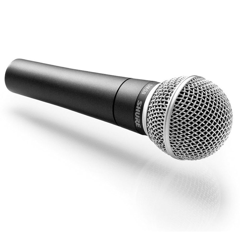 Shure Shure SM58 Cardioid Dynamic Vocal Microphone