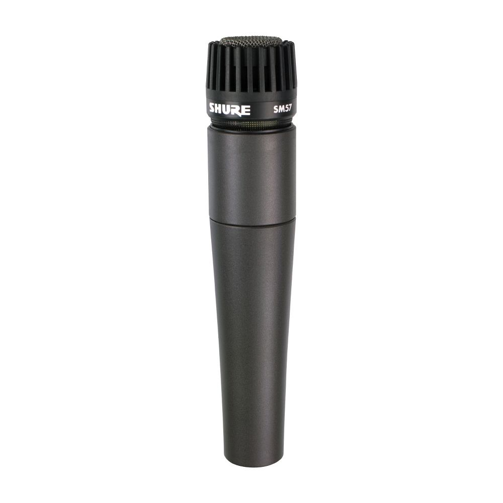 Shure Shure SM57 Cardioid Dynamic Instrument Microphone