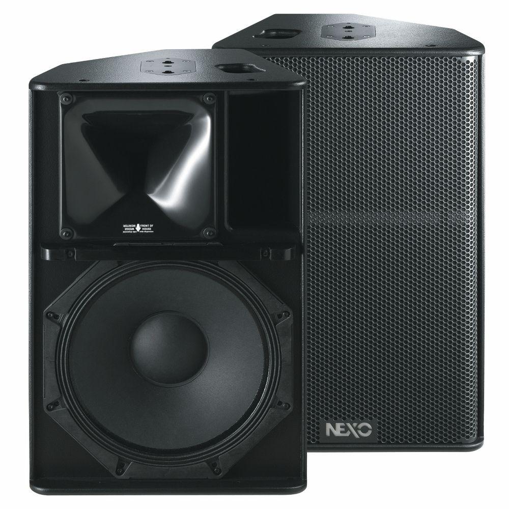 NEXO Nexo PS15-R2 Asymmetrical Dispersion Loudspeaker
