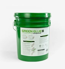 Green Glue Green Glue Noiseproofing Compound - 5 Gallon Pail