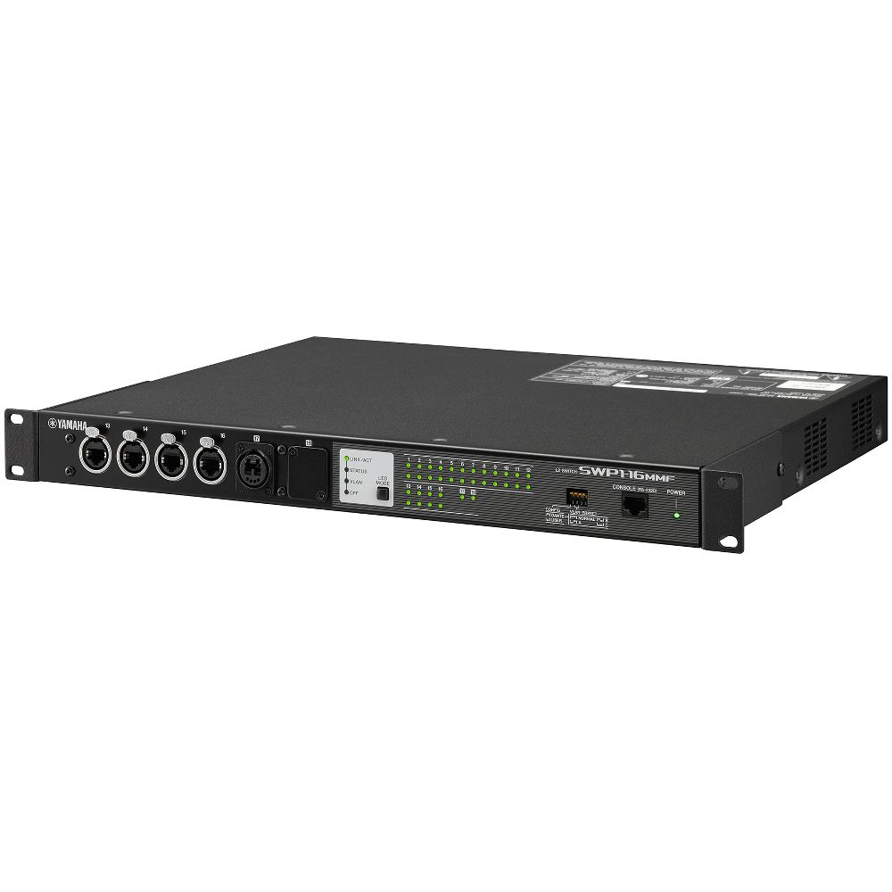 Yamaha Yamaha SWP1-16MMF L2 Network Switch