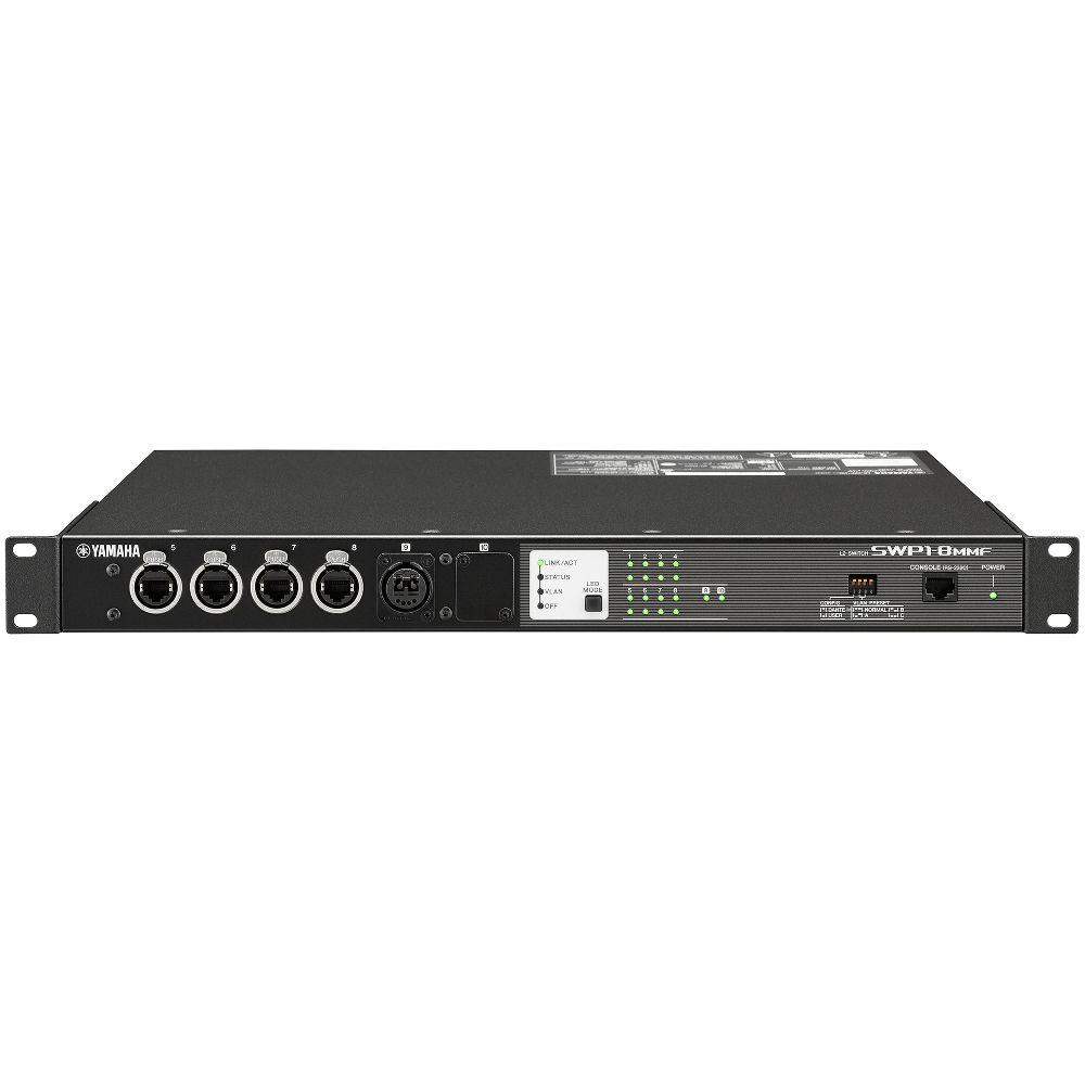 Yamaha Yamaha SWP1-8MMF L2 Network Switch