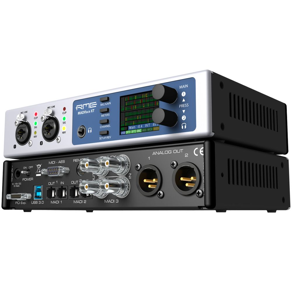 RME RME MADIface XT 394-Channel 192 kHz USB 3.0 Audio Interface