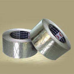 Sound Isolation Company Reinforced Foil Tape Soundproofing Seam Tape RFT