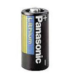 Panasonic Panasonic CR123A 3V Lithium Battery - Pack of 6