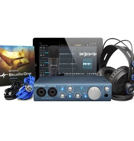 Presonus PreSonus AudioBox iTwo Studio Complete Recording Kit