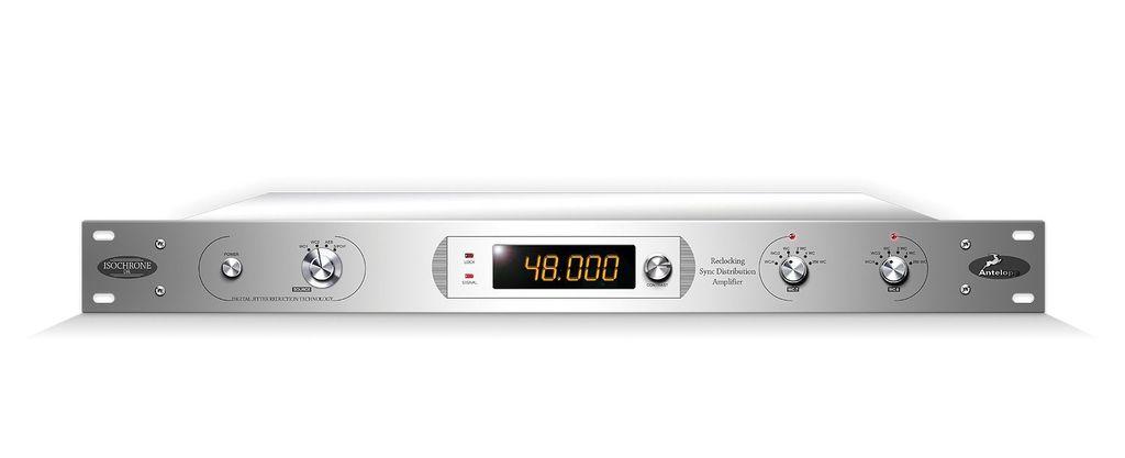 Antelope Audio Antelope Isochrone DA Word Clock Distrobution Amplifier