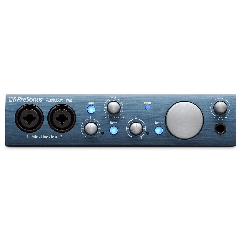 Presonus Presonus AudioBox iTwo 2-in/2-out USB/iPad Audio Interface