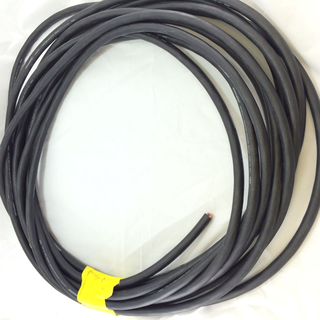 Eurocable Eurocable 04N40 11AWG 4 Conductor Pre-Cut Speaker Cable - 59 Feet