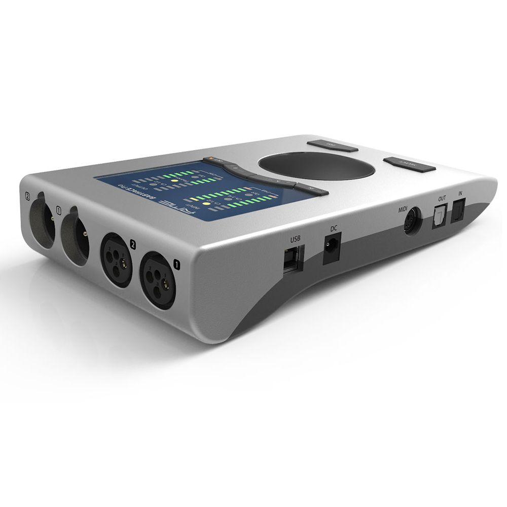RME RME Babyface Pro 24-Channel 192 kHz Bus-powered Professional USB 2.0 Audio Interface