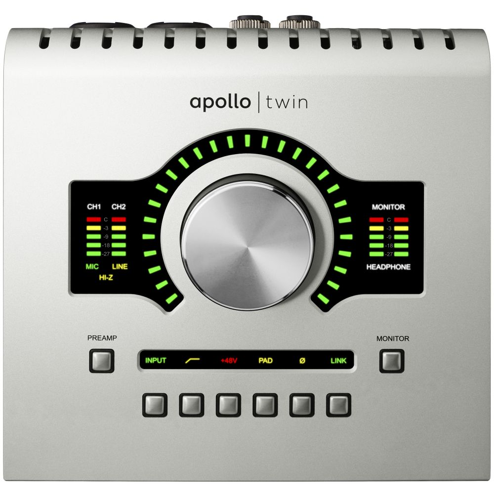Universal Audio Universal Audio Apollo Twin DUO Thunderbolt Interface