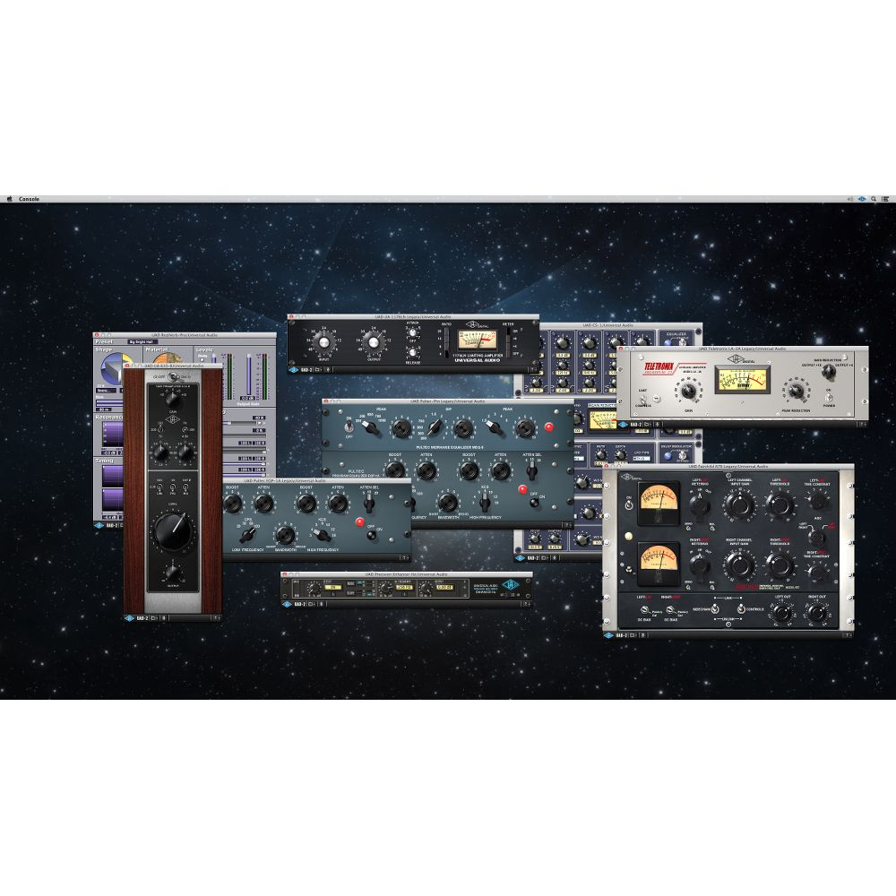 Universal Audio Universal Audio UAD-2 OCTO Ultimate 4 Satellite Thunderbolt