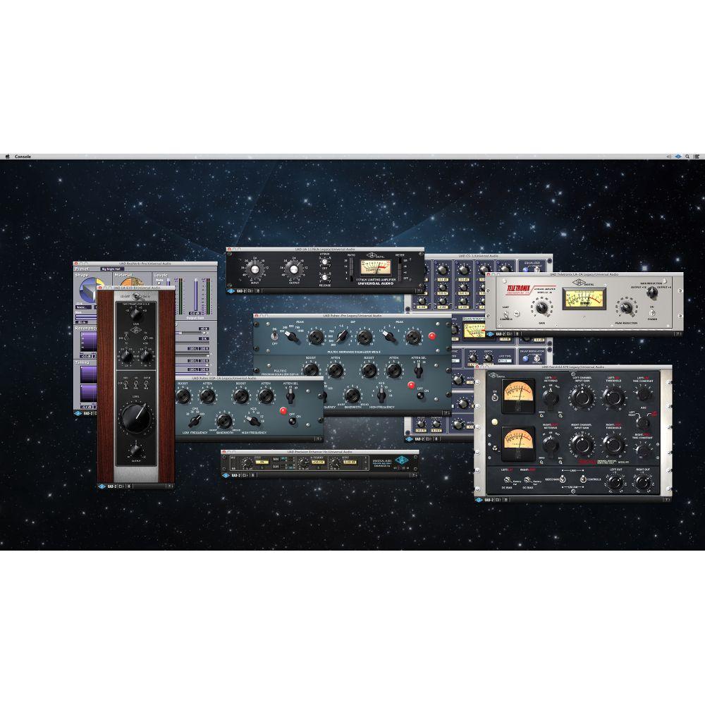 Universal Audio Universal Audio UAD-2 QUAD Custom Satellite USB