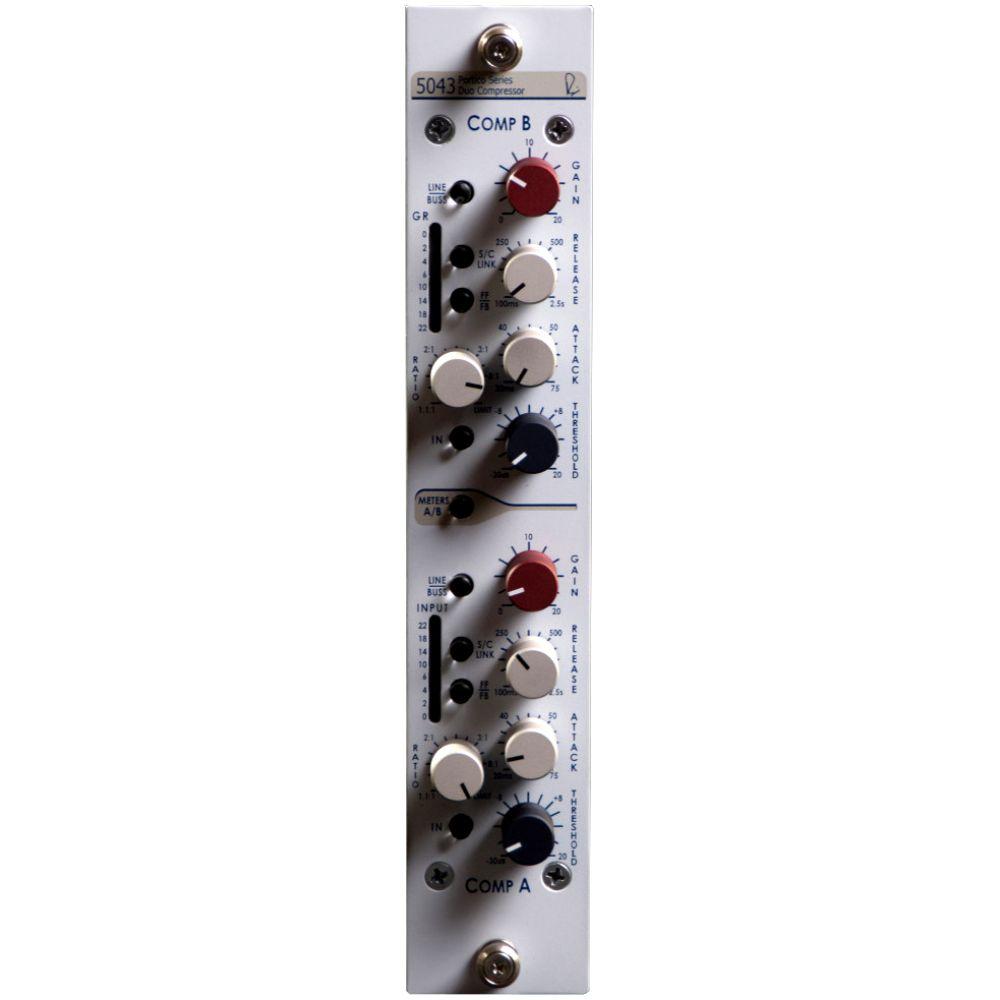 Rupert Neve Designs Rupert Neve 5043-V Compressor-Limiter Duo (VERT)