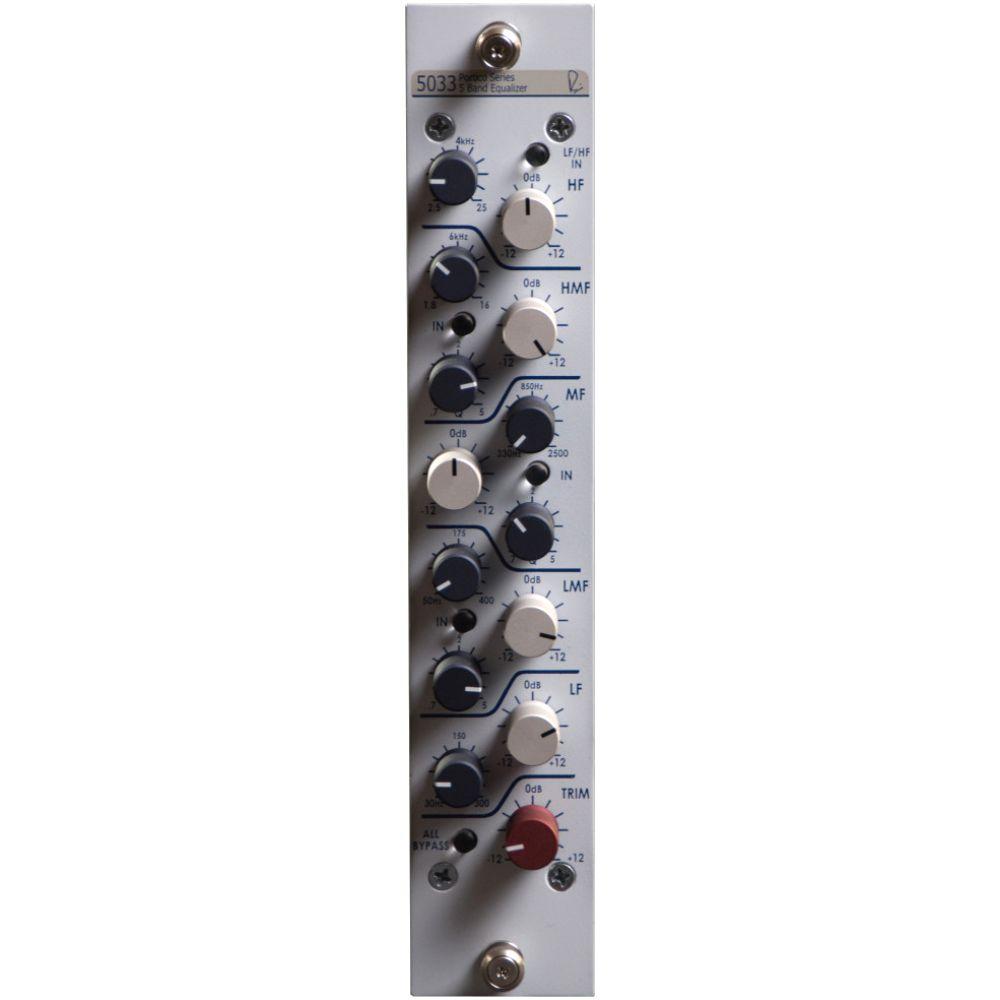 Rupert Neve Designs Rupert Neve 5033-V Five Band EQ (VERT)