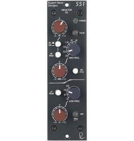 Rupert Neve Designs Rupert Neve 551 500 Series Inductor EQ
