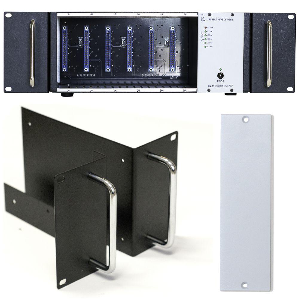 Rupert Neve Designs Rupert Neve R6 Six Space 500 Series Rack