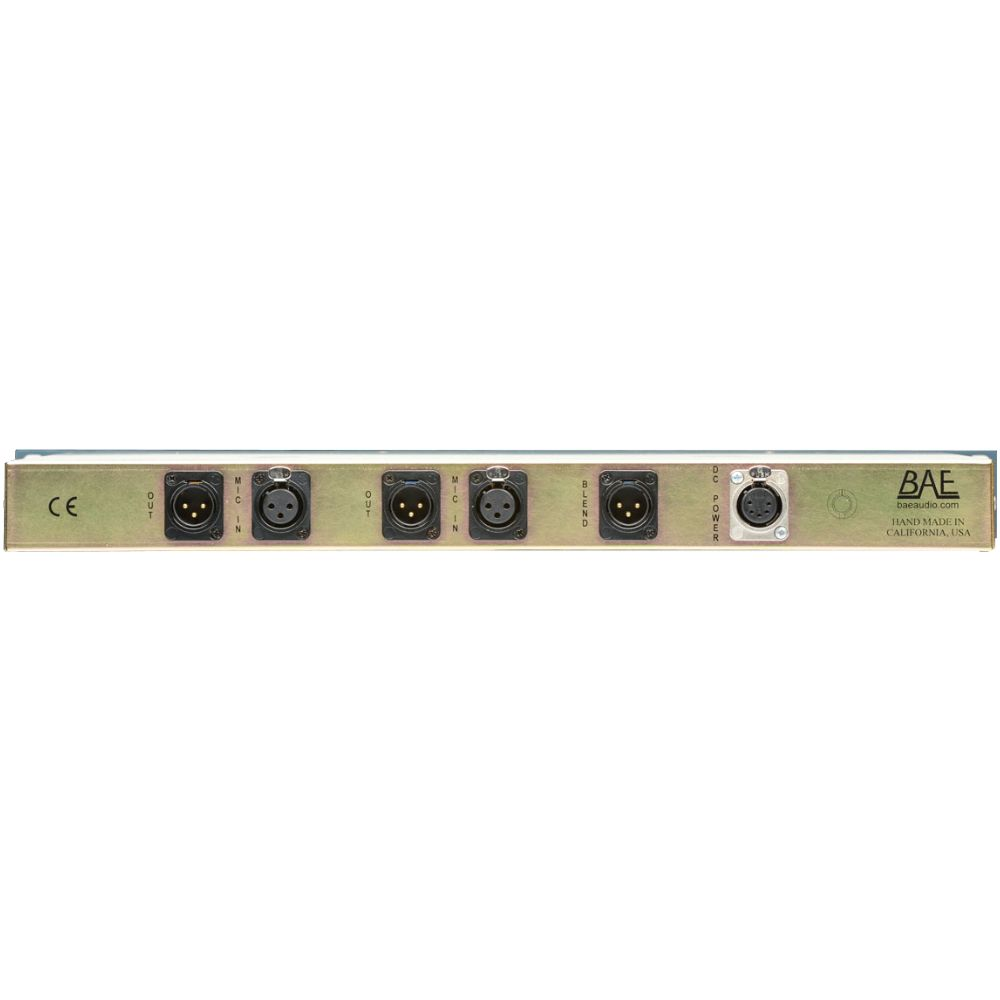 BAE BAE 1073MPF Dual-Channel Mic Pre & Filter w/out PSU