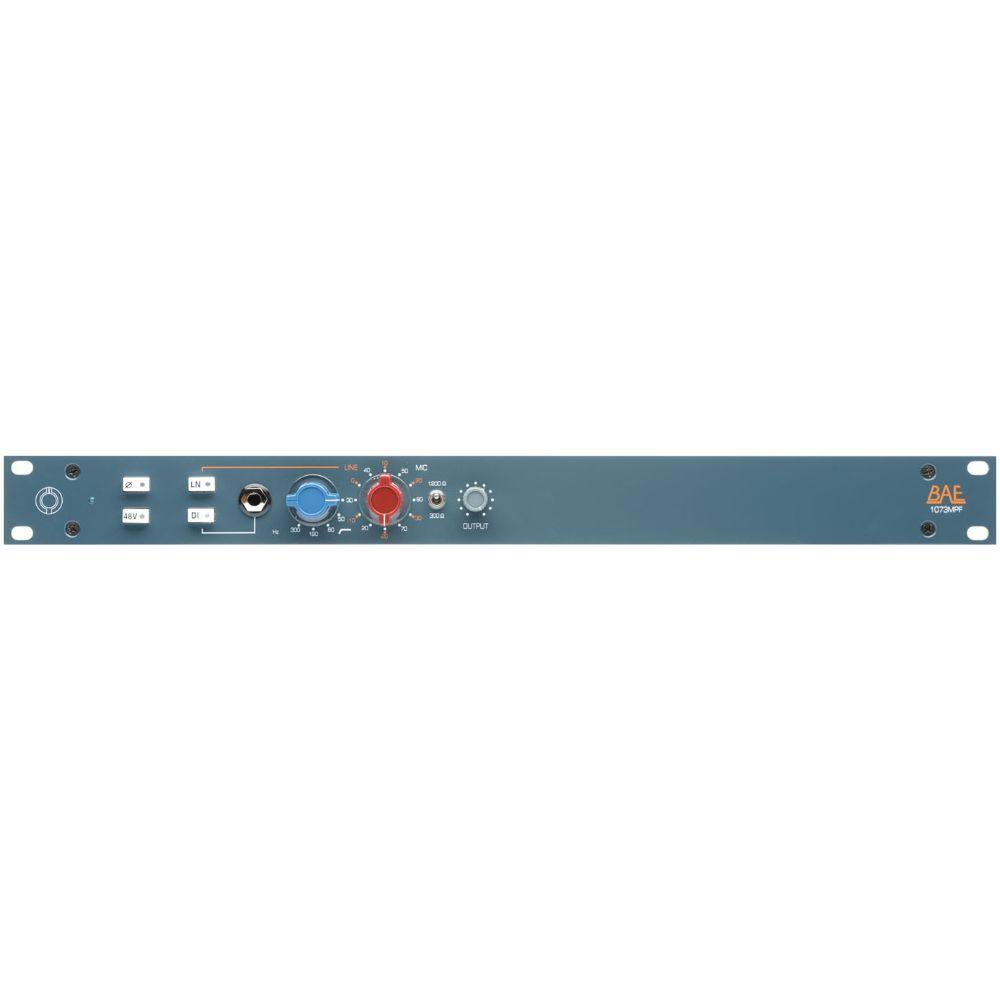 BAE BAE 1073MPF Single-Channel Mic Pre & Filter w/out PSU