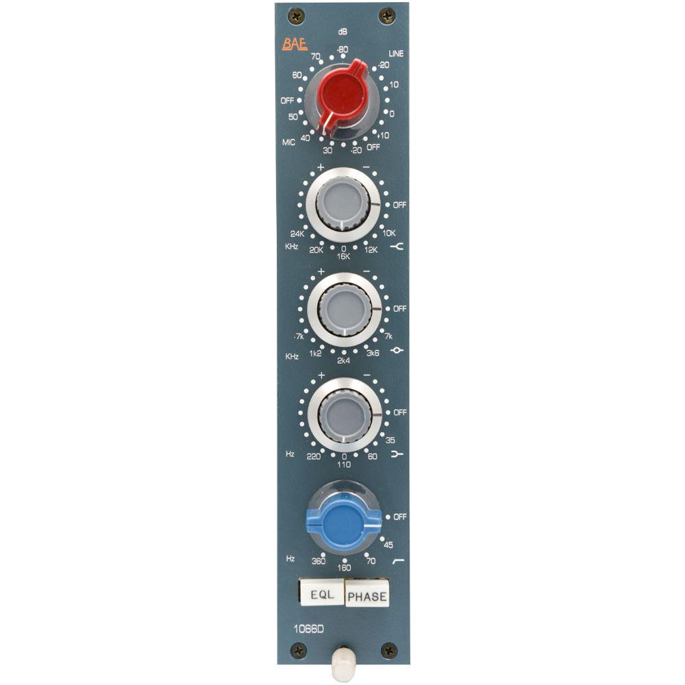 BAE BAE 1066D Channel Strip 10-Series Module