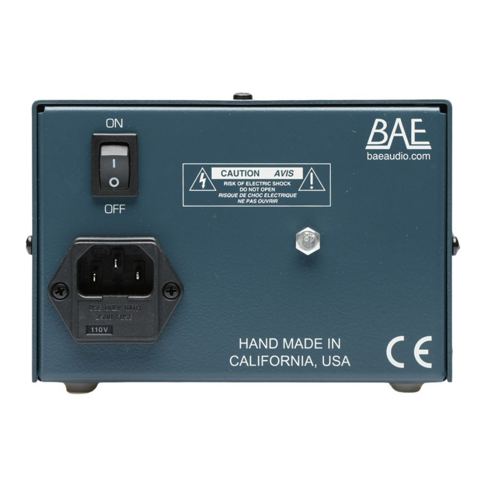 "BAE BAE 1066D Channel Strip Pair 19"" Rackmount w PSU"