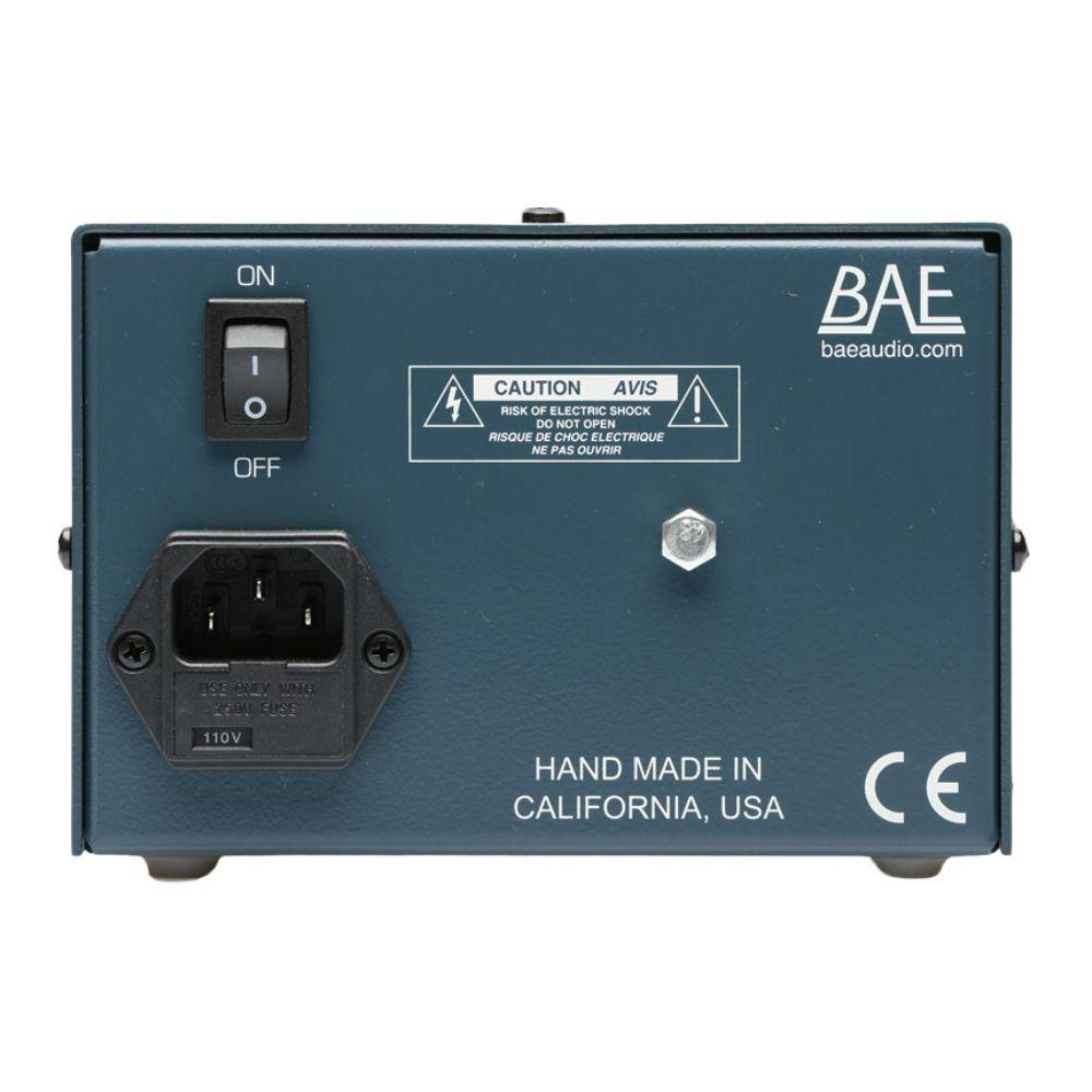 """BAE BAE 1066D Channel Strip Pair 19"""" Rackmount w PSU"""