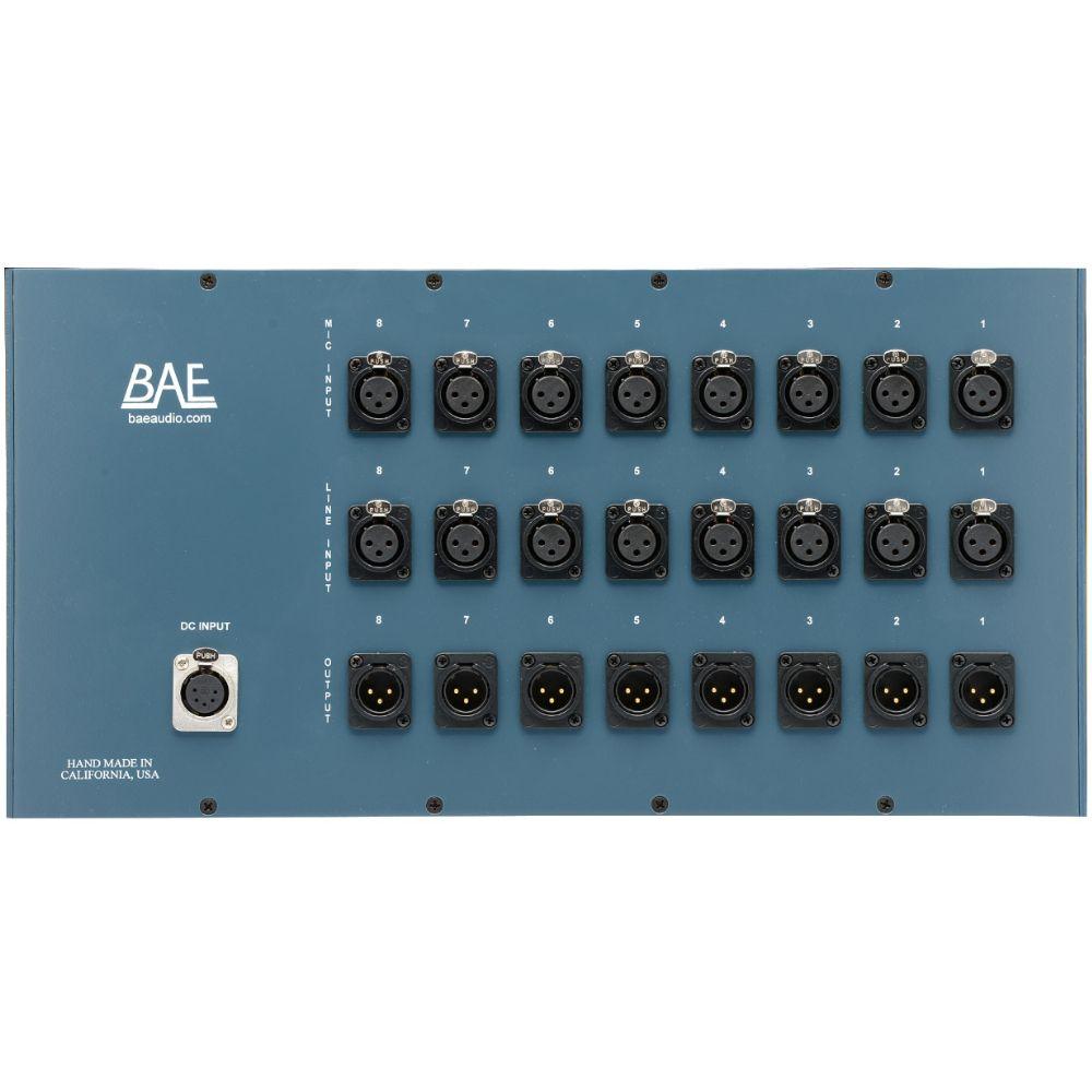 BAE BAE 8CR 8-Space 10-Series Rack
