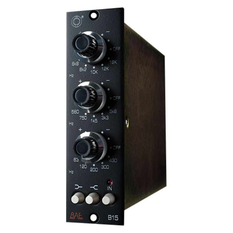 BAE BAE B15 3-Band EQ 500-Series Module