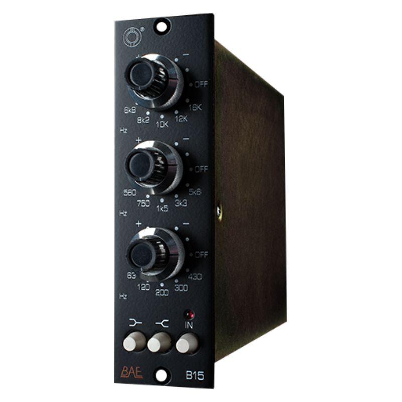 BAE BAE B15 3-Band EQ 500-Series Module