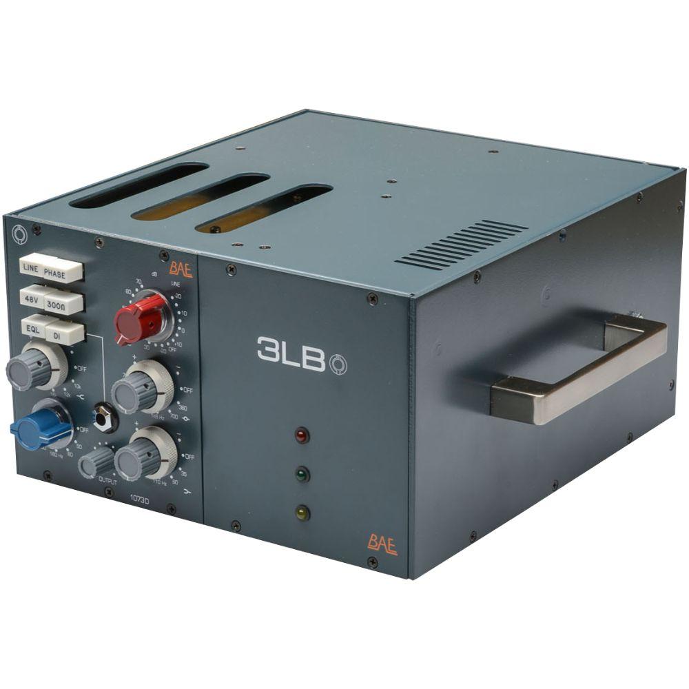 BAE BAE 1073D Channel Strip 500-Series Module
