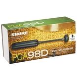 Shure Shure PGA98D-XLR Cardioid Condenser Drum Microphone