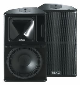 NEXO Nexo PS10-R2 Asymmetrical Dispersion Loudspeaker