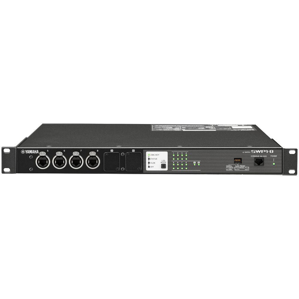 Yamaha Yamaha SWP1-8 L2 Network Switch